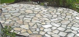 How to Lay a Flagstone Patio - AJT Supplies | (508) 203-5946