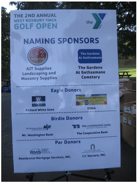 AJT Supplies Naming Sponsor