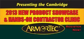 Come to our Contractor Clinics