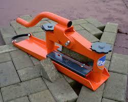 Mini Pave Block Splitter