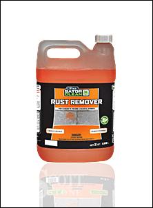 Gator Rust Remover