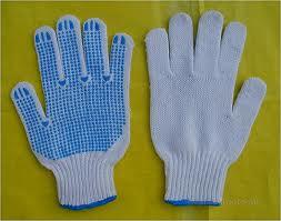 Gloves Blue Dip XLarge