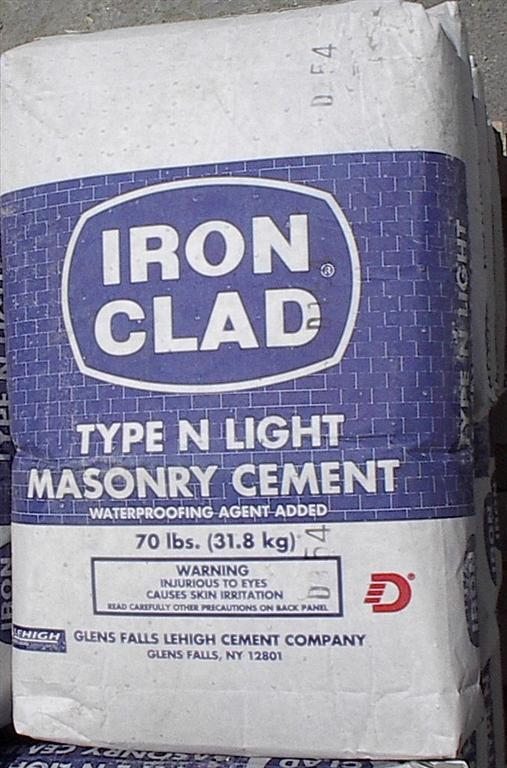 Type N Light Cement