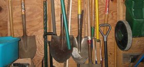 Tips for Caring for your Garden Tools