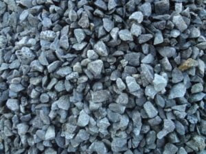 3/4″ Crushed Bluestone