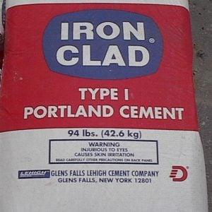 Portland Type 1 Cement