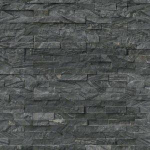 Glacial Black 3D L Corner