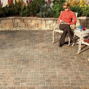 Plaza Stone – Rectangle – Boston Blend