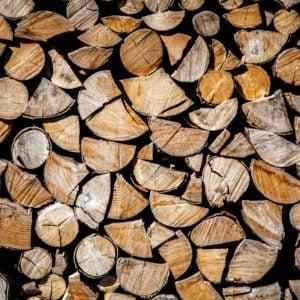 Seasoned & Split Firewood