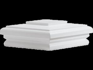 Wood Cap – White