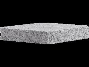 Granite Flat Cap – 8″ Gray