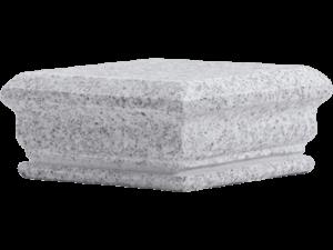Granite Cap – Gray GCB