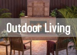 outdoor living button