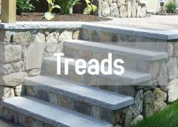 treads button